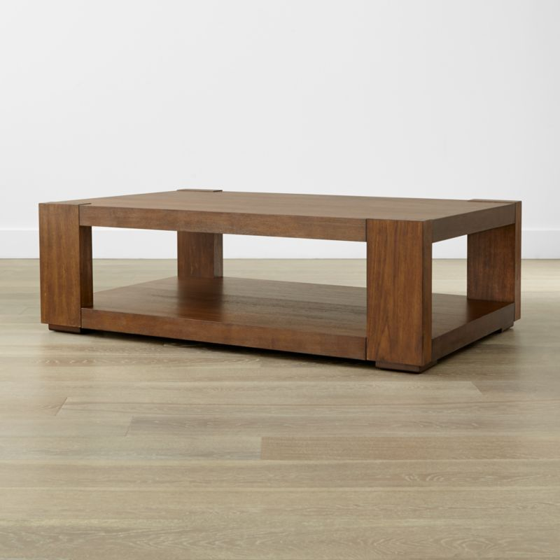 Frame Um Coffee Table Crate And Barrel