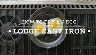 How to Cook an Egg on Cast Iron