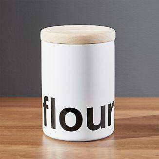 Loft Flour Canister