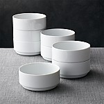 Logan Stacking Bowls, Set of 8
