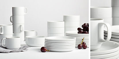 Dinnerware Collections And Dish Sets