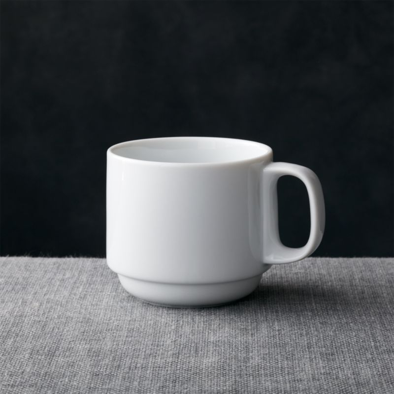 Logan Stacking Mug Reviews Crate And Barrel