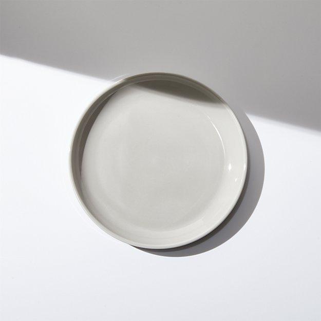 Logan Grey Stacking Salad Plate - Image 1 of 4