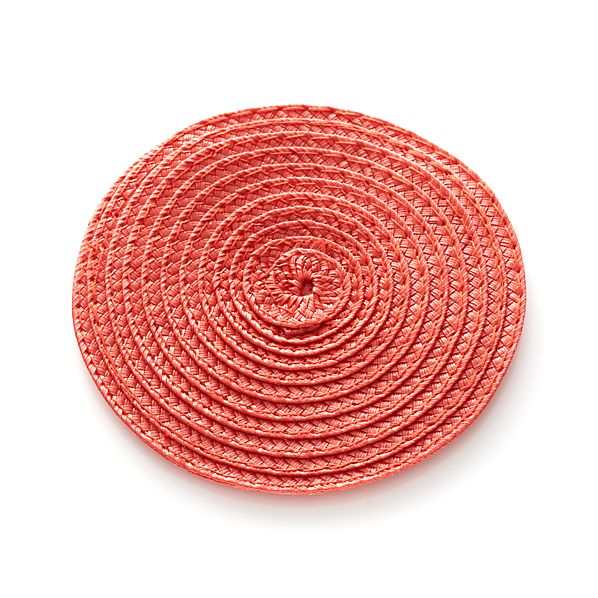 Lolly Orange Coaster