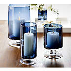 View product image London Blue Hurricane Candle Holders - image 5 of 12