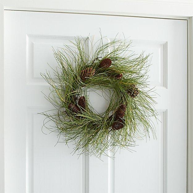 Long Needle Pine Wreath