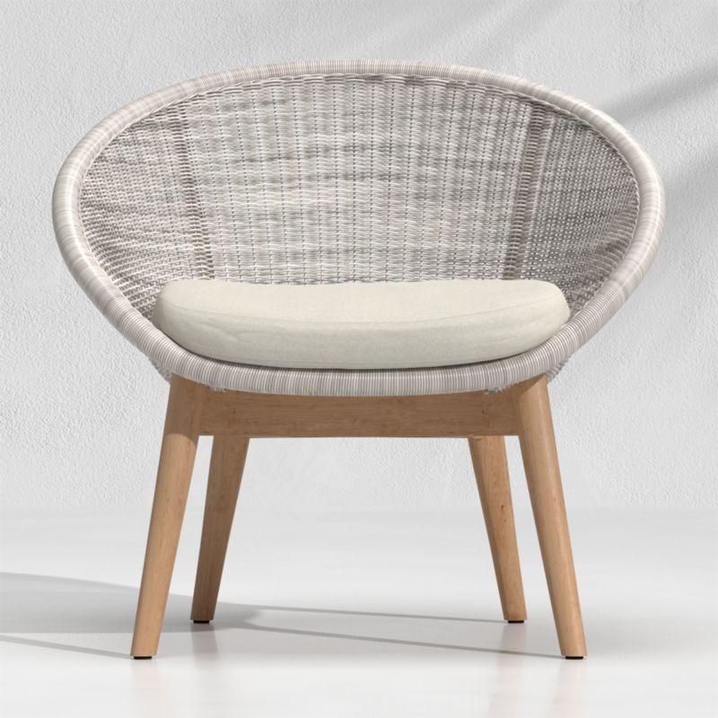 Loon Grey Outdoor Lounge Chair