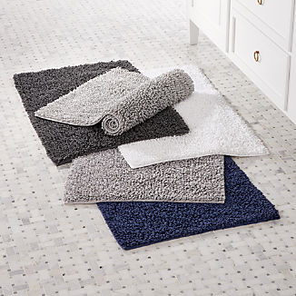 Crate and Barrel & Bathroom Rugs and Bath Mats | Crate and Barrel