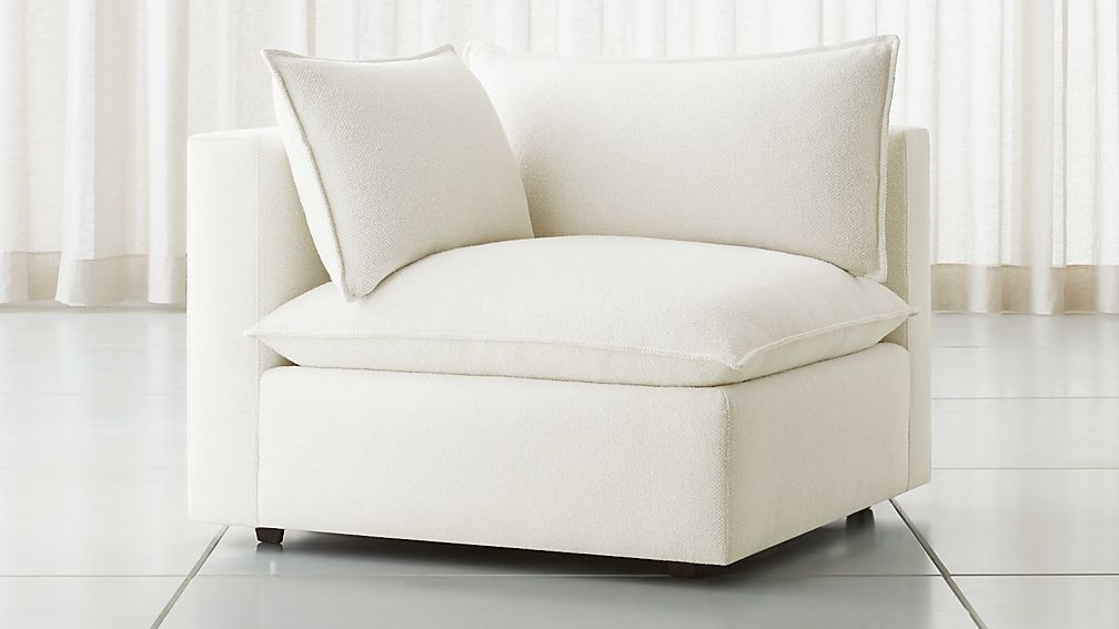 Lotus Modular Corner Low Chair - Image 1 of 8