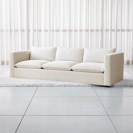 Lotus Cloud Sofa Reviews Crate And
