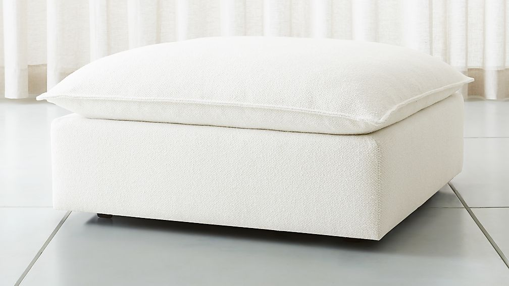 Lotus Modular Low Ottoman - Image 1 of 7