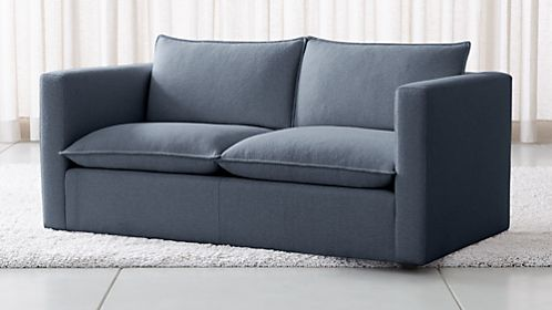 Sofas Couches And Loveseats Crate And Barrel