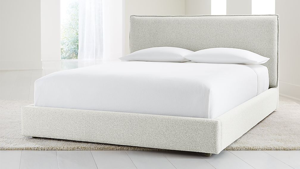 Lotus Bed Crate And Barrel Canada