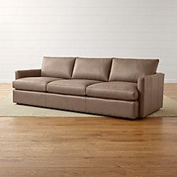 Lounge II Leather 83\