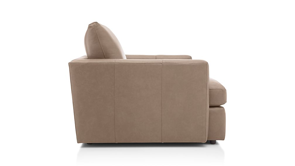 Lounge II Petite Leather Chair