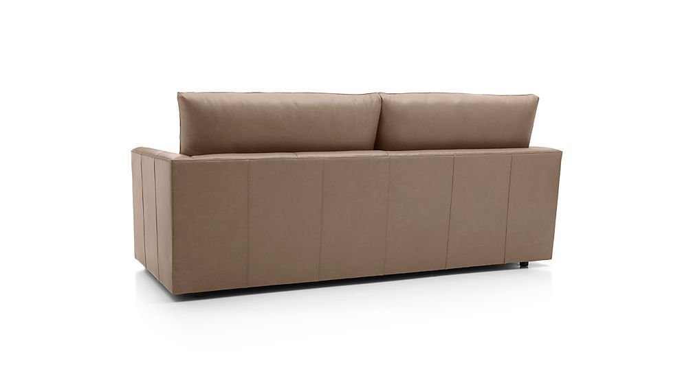 "Lounge II Leather 83"" Sofa"