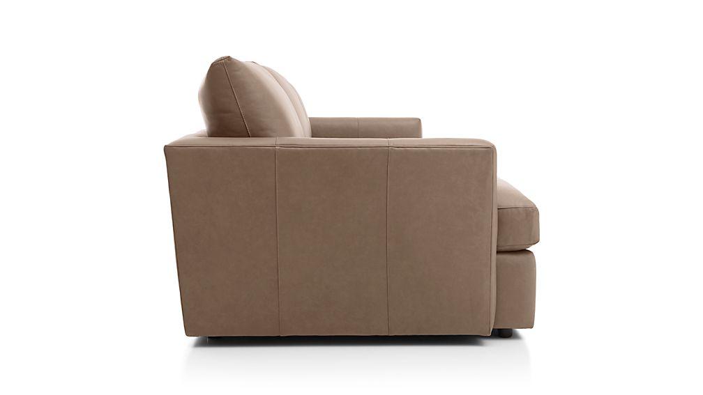 "Lounge II Leather 93"" Sofa"