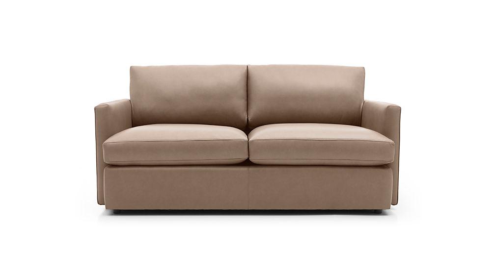 Lounge II Leather Apartment Sofa