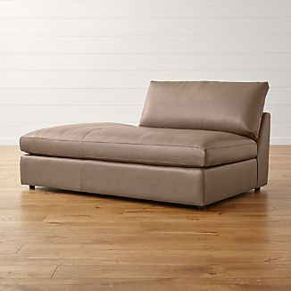 Lounge II Leather Left Bumper