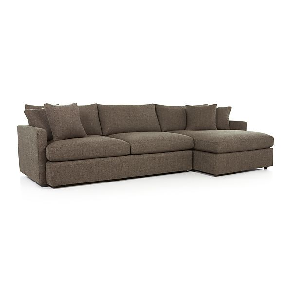 Amazing Lounge Ii 2 Piece Sectional Sofa Reviews Crate And Barrel Alphanode Cool Chair Designs And Ideas Alphanodeonline