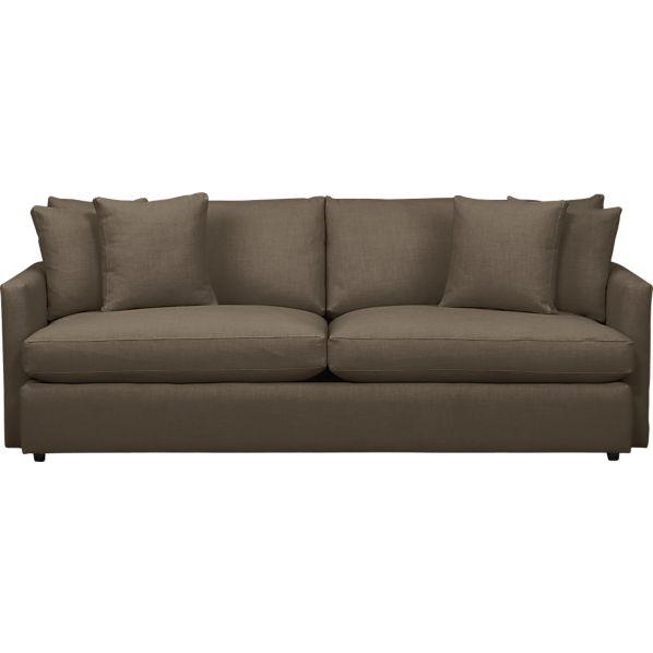 """Lounge 93"""" Sofa"""