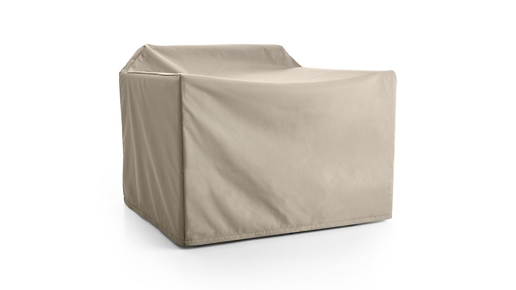 Outdoor Large Lounge Chair Cover