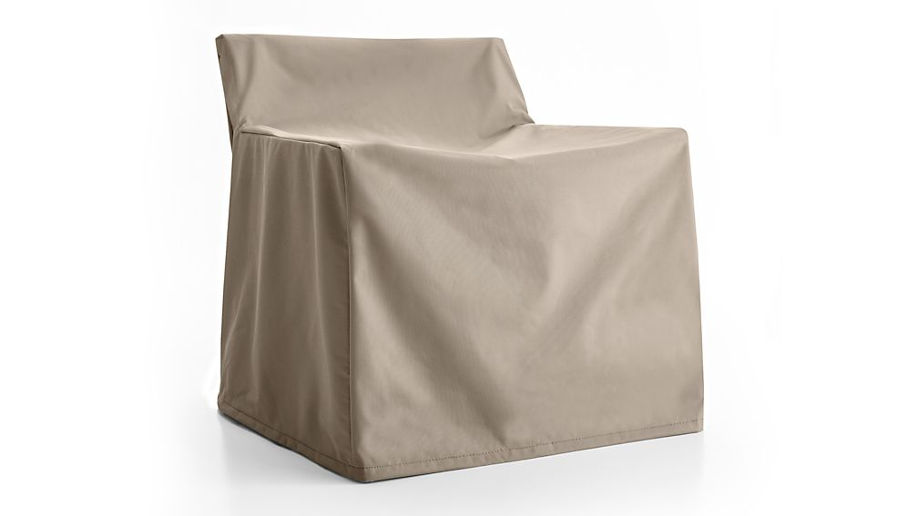 Outdoor Medium Lounge Chair Cover
