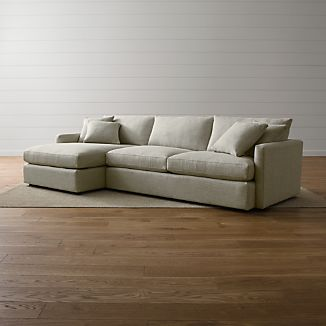 Deep Sectional Sofas Crate And Barrel - Deep sectional sofa with chaise
