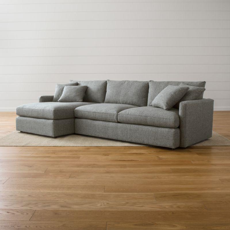 Lounge Ii Petite Sectional Sofa