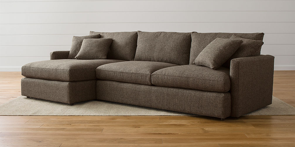 Sectional Sofas - Love How You Live | Crate and Barrel