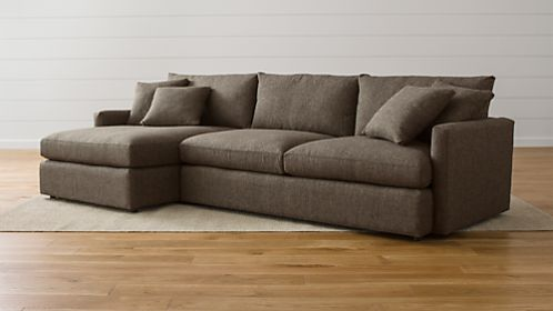 Beau Lounge II Sectional Sofas