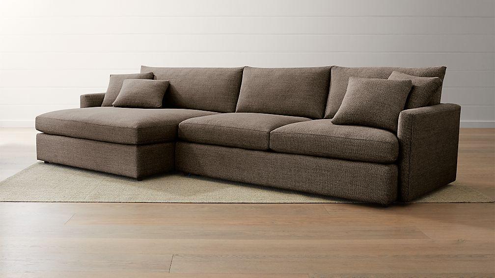 Double Cuddler Sectional Sofa Taraba Home Review