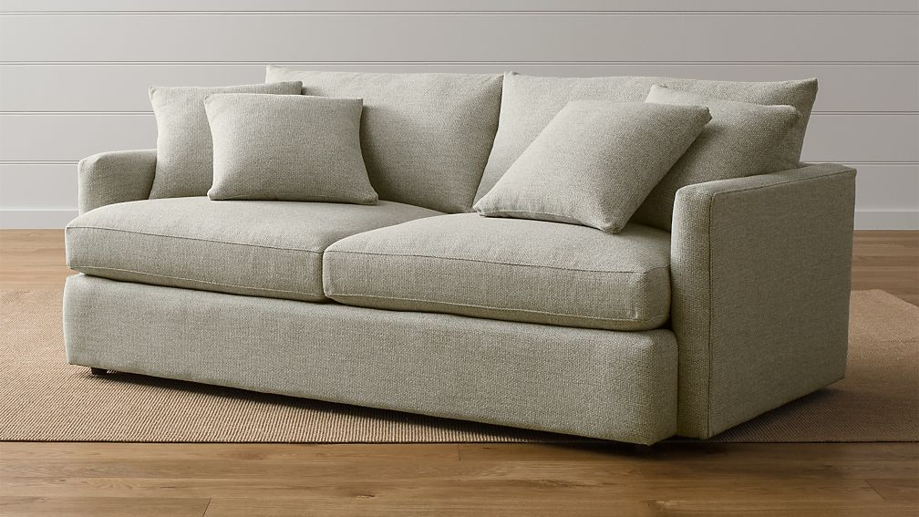 Lounge Ii 83 Sofa Reviews Crate And Barrel