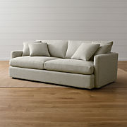 Pleasing Sofas Couches And Loveseats Crate And Barrel Ibusinesslaw Wood Chair Design Ideas Ibusinesslaworg
