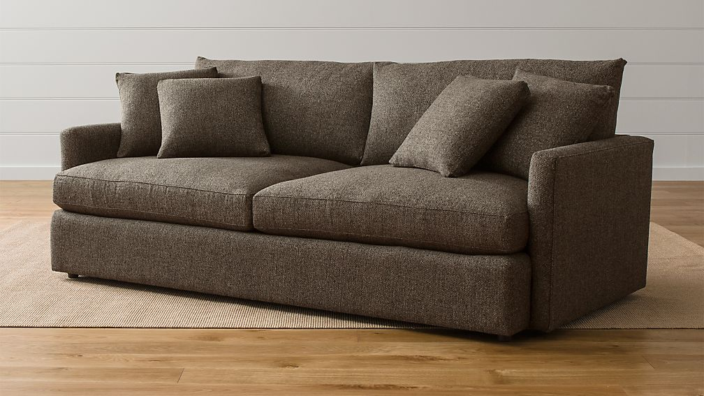 Lounge Ii Large Deep Sofa Reviews Crate And Barrel