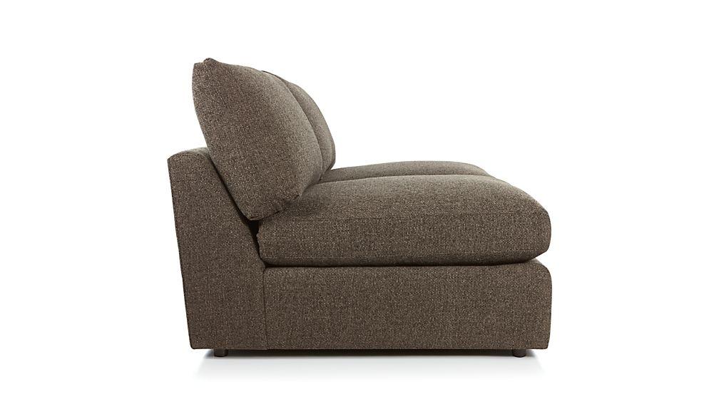 Lounge II Armless Loveseat