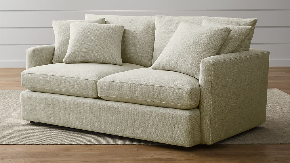 Apartment Size Couch Reviews Crate And Barrel