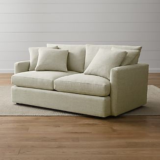 Modern Apartment Sofas | Crate and Barrel