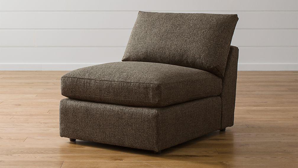 """Lounge II Armless 32"""" Chair"""