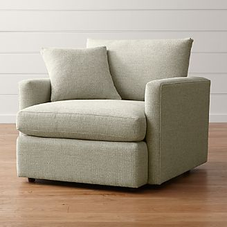 Living Room Chairs (Accent and Swivel) | Crate and Barrel