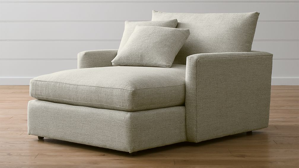 Lounge Ii Chair And A Half Chaise Lounge Reviews Crate