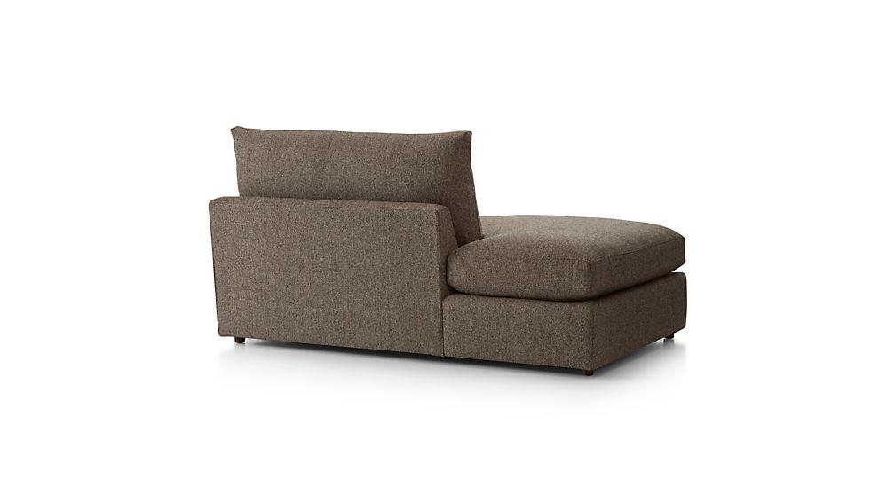 Lounge II Petite Left Bumper