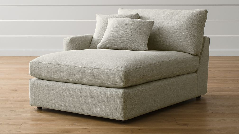Lounge II Left Arm Sectional Chaise - Image 1 of 3