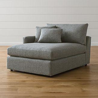 Lounge II Left Arm Chaise Lounge