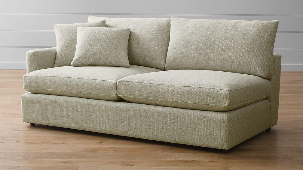 Lounge II Left Arm Sofa - Image 1 of 2