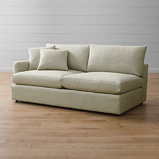 Lounge II Left Arm Sofa