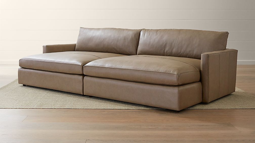 : double chaise loveseat - Sectionals, Sofas & Couches
