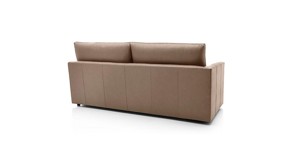 Lounge II Leather Left Arm Sofa