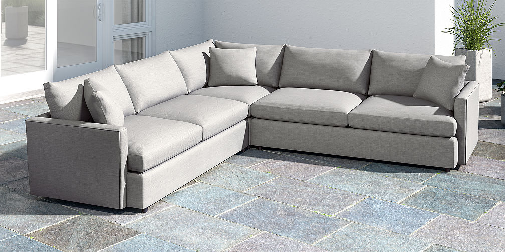 Lounge II Petite Outdoor Upholstered Collection