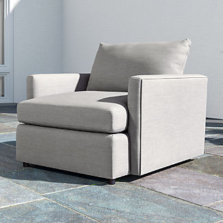 Lounge II Petite Outdoor Upholstered Chair